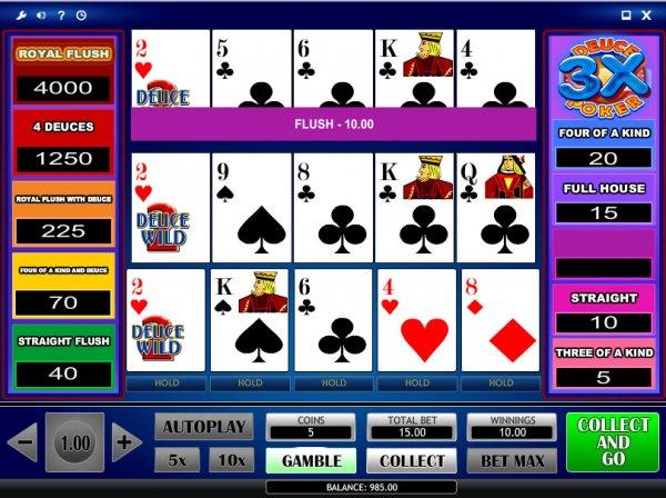 Poker results online river poker series 2018