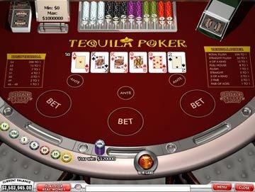 Бесплатные игры казино - текила покер