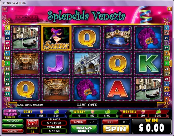 Spiele Splendida Venezia - Video Slots Online