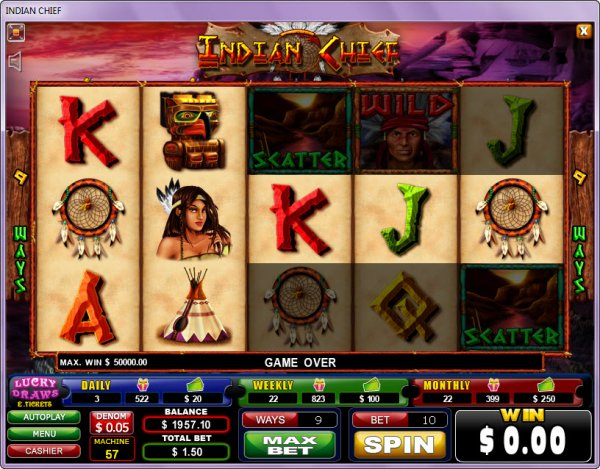 Indian casino online wheeling island + casino