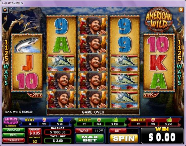 american slots online