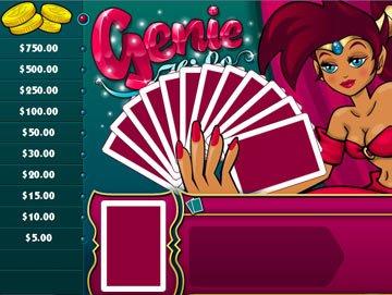 Play Genies Hi-Lo Arcade Games Online at Casino.com NZ