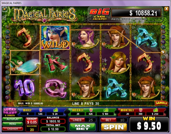 Fairy Gate Slot Machine Online ᐈ Quickspin™ Casino Slots