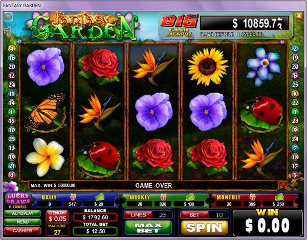 Garden of Riches Spielautomat - Spielen Sie diesen Video-Slot online