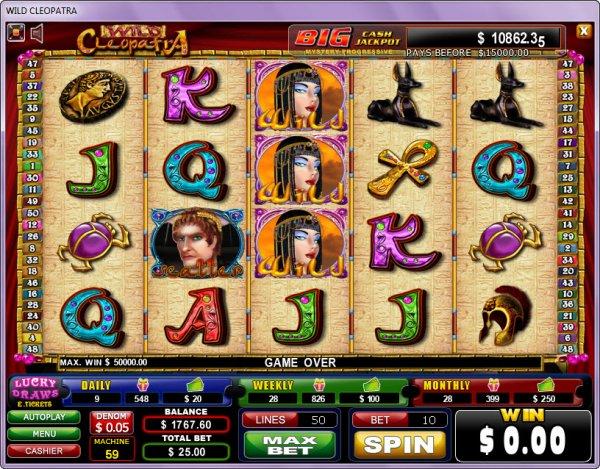 online casino websites cleopatra bilder