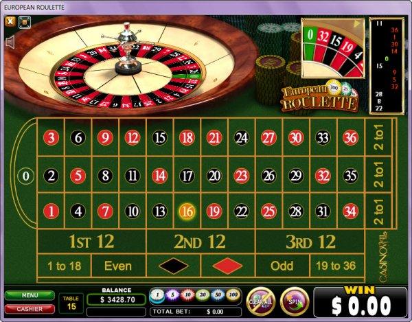 European roulette games objektive gebraucht online