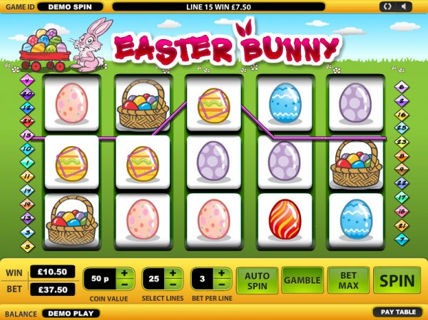 Bunny slots easter bunny slots game thecheapjerseys Gallery