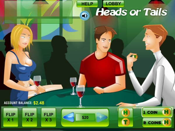 Heads Or Tails Online