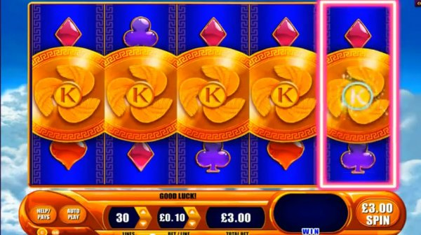 kronos slot machine online