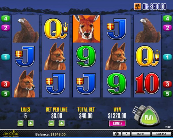 Amber Sky Slot - Win Big Playing Online Casino Games