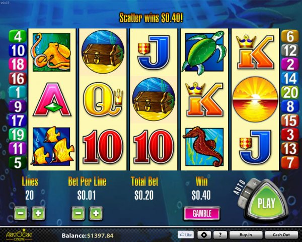 Dolphin Treasure Slot Machine Online ᐈ Aristocrat™ Casino Slots
