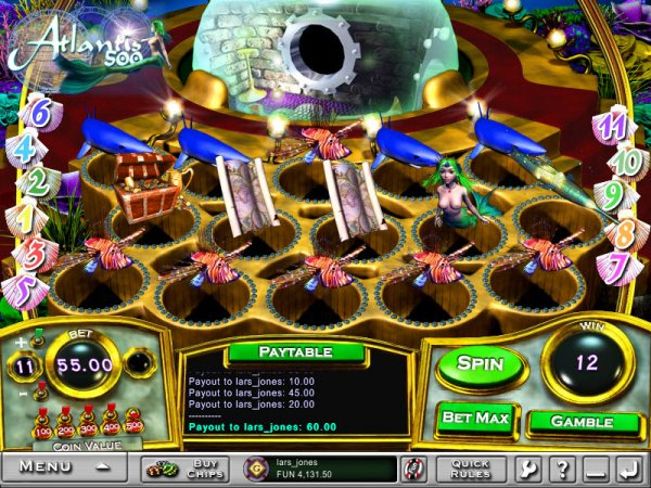 Spiele Atlantis World - Video Slots Online