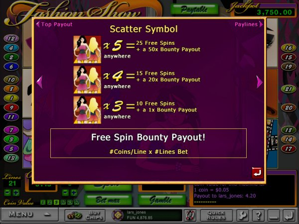 www casino online free spin game