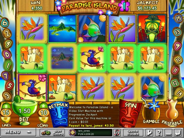 Tiki Island™ Slot Machine Game to Play Free in Gamesyss Online Casinos