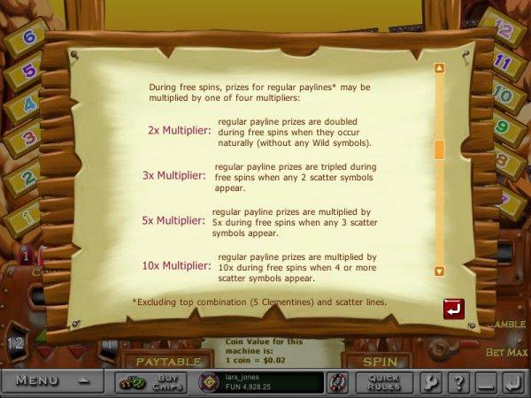 La Mina de Oro Slot Machine - Play it Now for Free