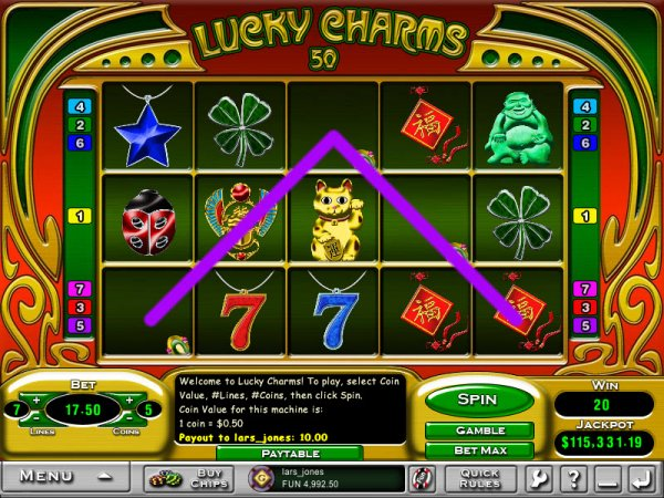 casino online spiele lucky charm book