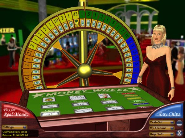 las vegas wheel of fortune odds