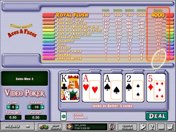 online casino ratings poker 4 of a kind