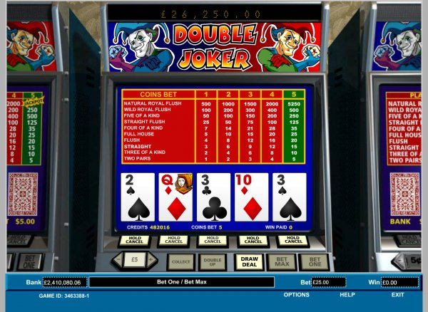 parlay entertainment online casino