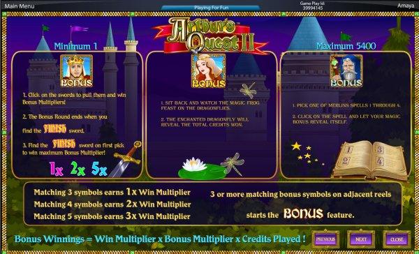 casino online bonus quest spiel