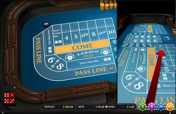 merkur online casino dice and roll
