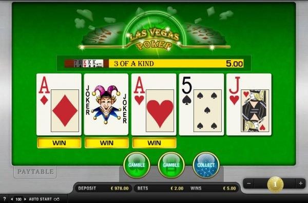 Easiest poker games in las vegas