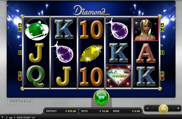 online slots casino like a diamond