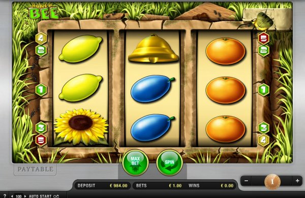 New Honey Bees Slots - Play the Online Version for Free
