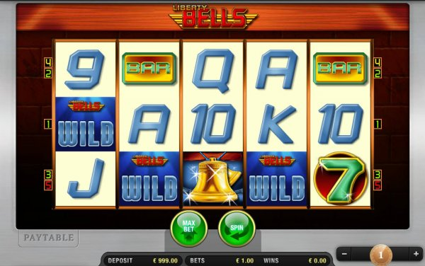 Liberty Bells Slots - Play this Game by Merkur Online