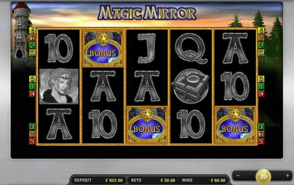 magic mirror casino online