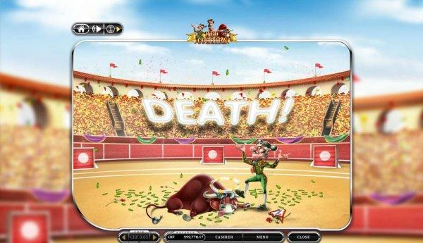 Corrida de Toros Slot Machine - Play for Free Online Today