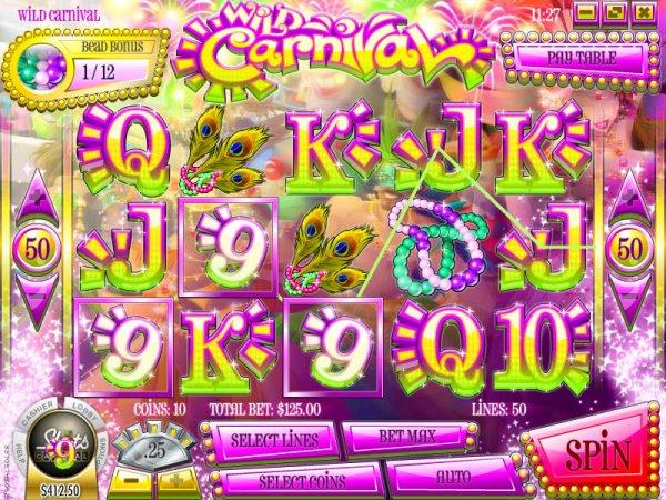 Spiele Wild Carnival - Video Slots Online
