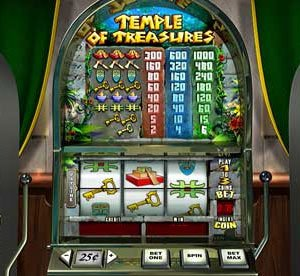 Temple of Treasures | Euro Palace Casino Blog