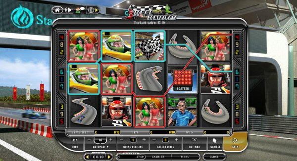 Aussie Rules™ Slot Machine Game to Play Free in Rivals Online Casinos