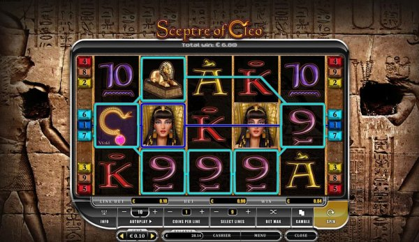 Sceptre of Cleo Slots - Play Online for Free Now