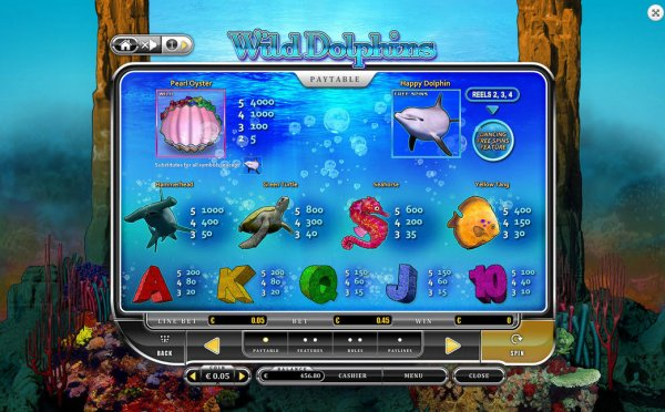 Spiele Wild Dolphins - Video Slots Online