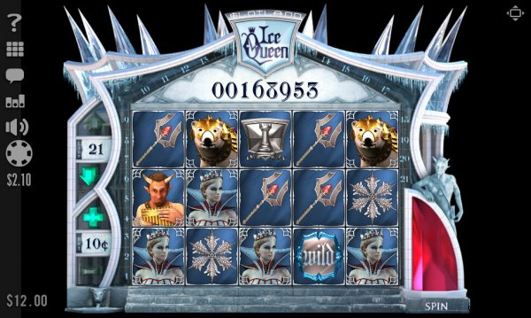 Ice Queen Slots Game