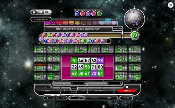 Deep Space Bingo - Play free online bingo games! OnlineCasino Deutschland