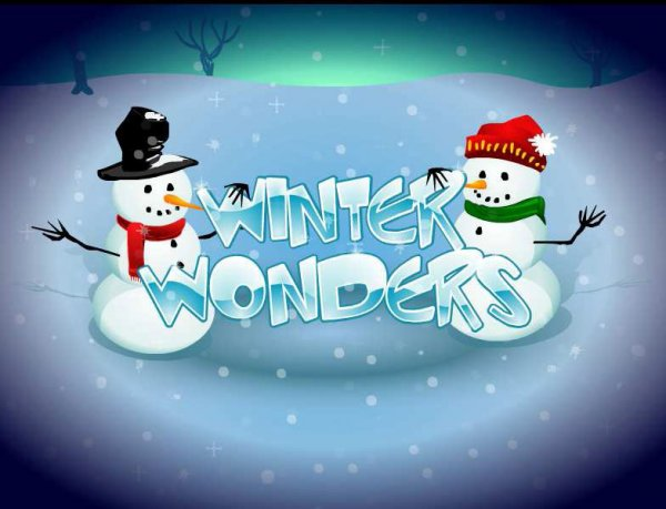 Winter Wonders Slot - Play Rival Gaming Games for Fun Online