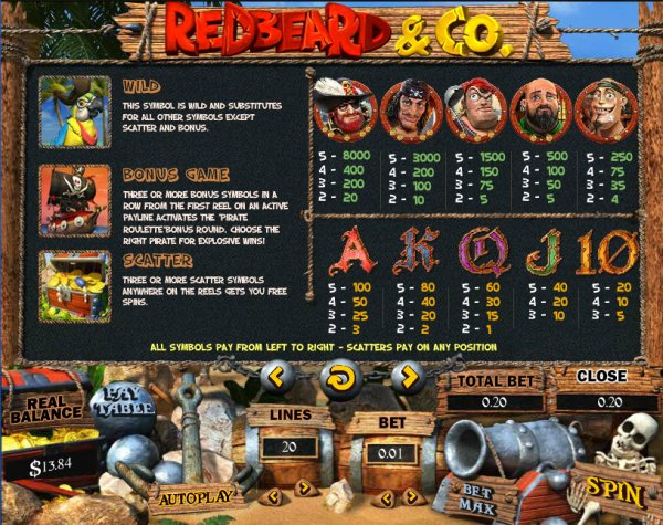 Redbeard & Co. Slot Machine Online ᐈ Pragmatic Play™ Casino Slots