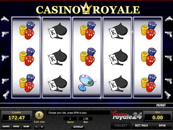 rent casino royale online video slots online