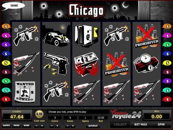 free slots chicago