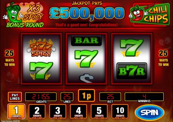 Casino chile online