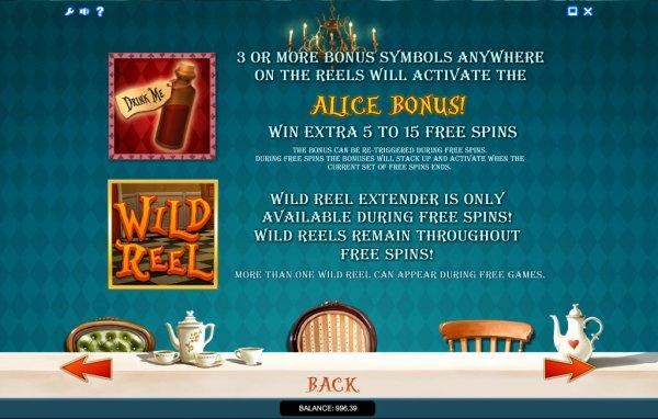 Wilburs Wild Wonderland Slots - Play this Video Slot Online
