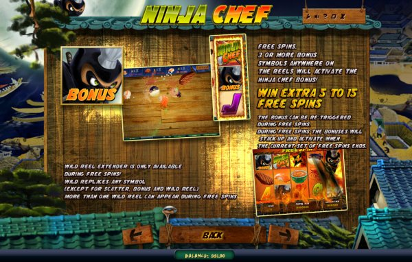 Ninja Chef Slot Machine Online ᐈ iSoftBet™ Casino Slots