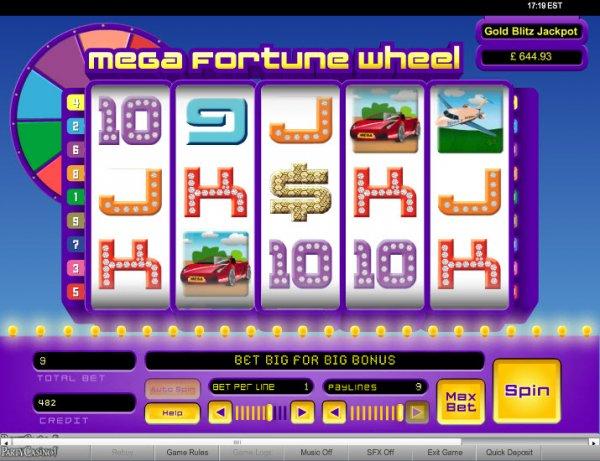 online casino canada mega fortune