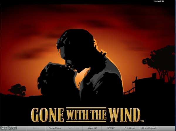 Gone With The Wind Slot Review