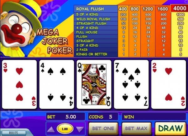 jackpot party casino online poker joker