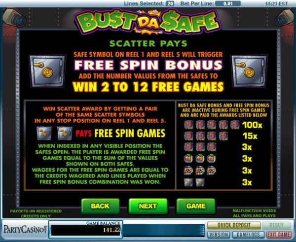safe online casino video slots