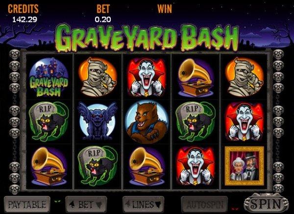 Graveyard Bash